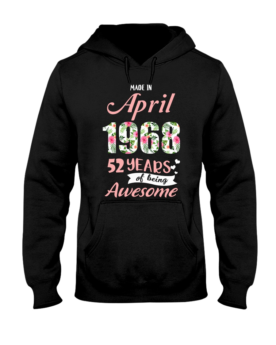 April Girl - Special Edition Hooded Sweatshirt