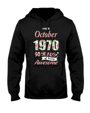 October Girl - Special Edition Hooded Sweatshirt front