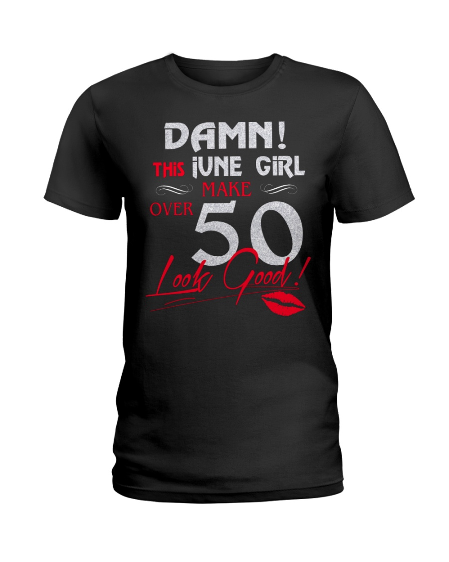 June Girl - Special Edition Ladies T-Shirt