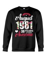 August 1981 - Special Edition Crewneck Sweatshirt thumbnail