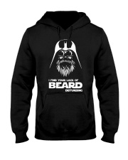I Find The Lack Of Beard Hooded Sweatshirt thumbnail