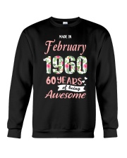 February Girl - Special Edition Crewneck Sweatshirt tile