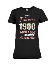 February Girl - Special Edition Premium Fit Ladies Tee tile