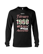 February Girl - Special Edition Long Sleeve Tee thumbnail