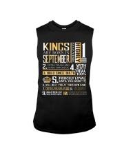 Kings Are Born In September  Sleeveless Tee thumbnail