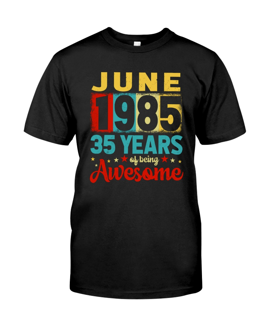 June 1985 - Special Edition Classic T-Shirt