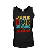 June 1985 - Special Edition Unisex Tank tile