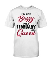 February Queen - Special Edition Classic T-Shirt front