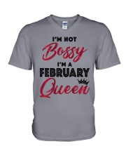 February Queen - Special Edition V-Neck T-Shirt thumbnail