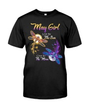 May Girl - Special Edition Classic T-Shirt front