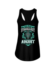 August Girl Stronggest - Special Edition Ladies Flowy Tank thumbnail