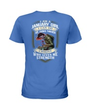 January Girl Ladies T-Shirt thumbnail