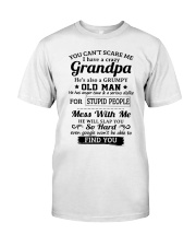 Grandpa - Special Edition Classic T-Shirt front