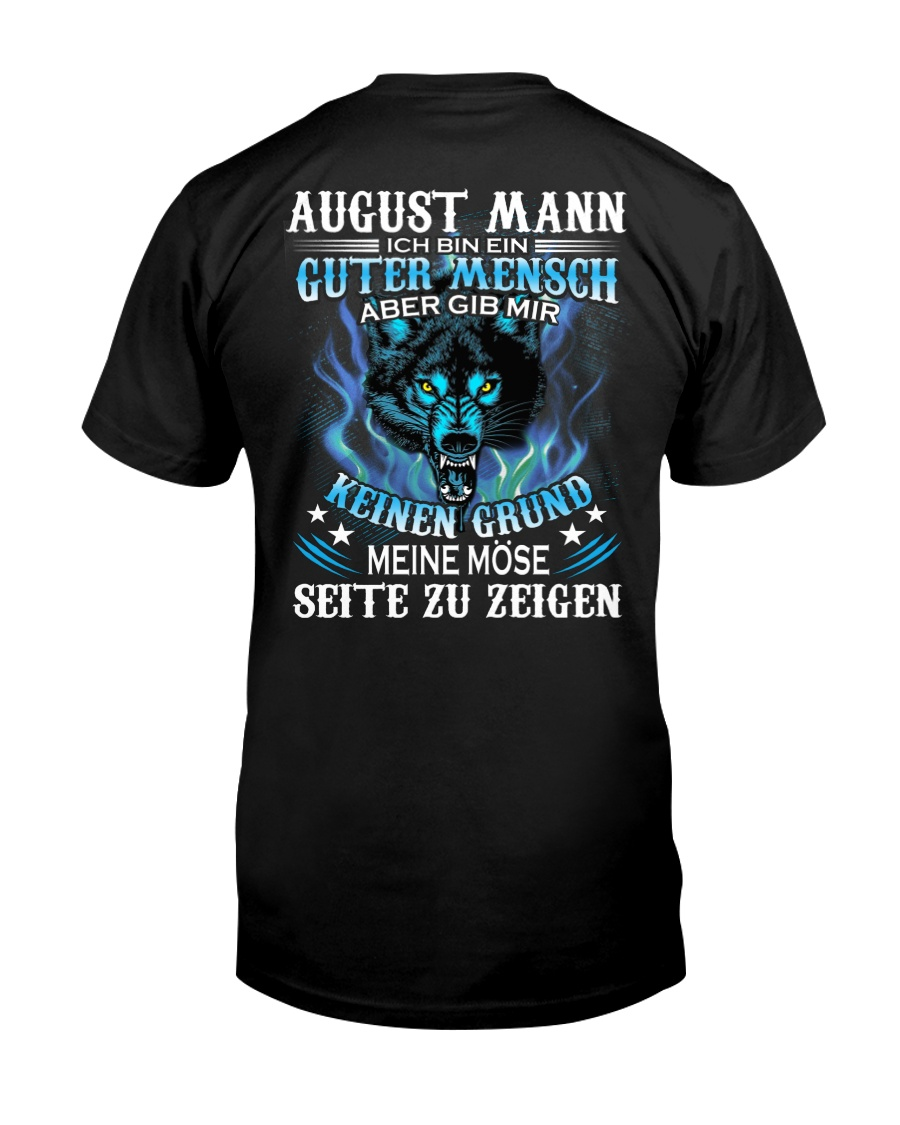 August Classic T-Shirt