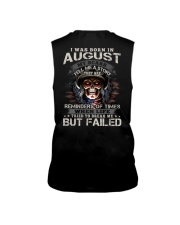 August Man - Special Edition Sleeveless Tee thumbnail