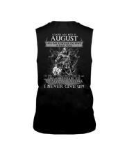 August Man - Special Edition Sleeveless Tee thumbnail
