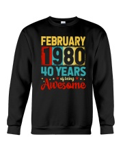 February 1980 - Special Edition Crewneck Sweatshirt thumbnail