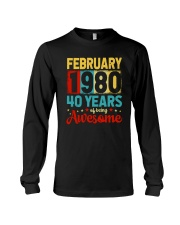 February 1980 - Special Edition Long Sleeve Tee thumbnail