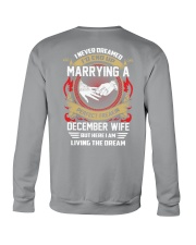 Perfect Freakin December Wife Crewneck Sweatshirt thumbnail