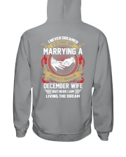 Perfect Freakin December Wife Hooded Sweatshirt thumbnail