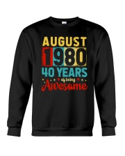 August 1980 - Special Edition Crewneck Sweatshirt thumbnail