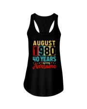 August 1980 - Special Edition Ladies Flowy Tank thumbnail