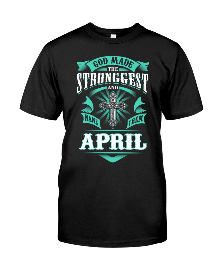 April Girl - Special Edition Classic T-Shirt