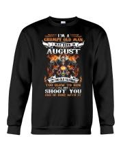 August Old Man Crewneck Sweatshirt thumbnail