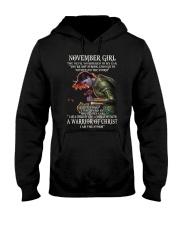 November Girl - Special Edition Hooded Sweatshirt thumbnail