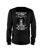 September Guy - Special Edition Long Sleeve Tee thumbnail
