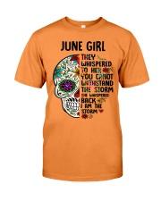 June Girl - Storm Premium Fit Mens Tee thumbnail
