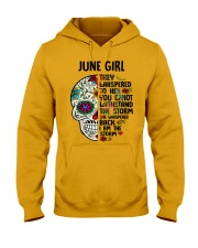 June Girl - Storm Hooded Sweatshirt thumbnail
