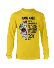 June Girl - Storm Long Sleeve Tee thumbnail