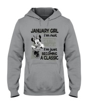 January Girl - Special Edition Hooded Sweatshirt tile