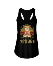 September Girl- Special Edition Classic  Ladies Flowy Tank thumbnail