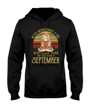 September Girl- Special Edition Classic  Hooded Sweatshirt thumbnail