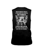 October Man - Special Edition Sleeveless Tee tile