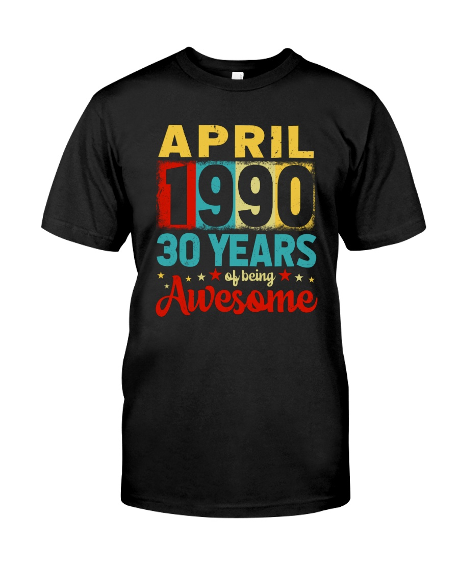 April 1990 - Special Edition Classic T-Shirt