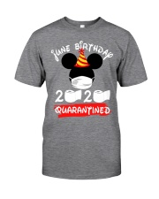 June Birthday - Special Edition Classic T-Shirt front
