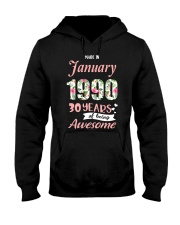 January Girl - Special Edition Hooded Sweatshirt front