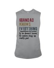 Grandad Knows Everything Sleeveless Tee thumbnail