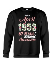 April Girl - Special Edition Crewneck Sweatshirt tile