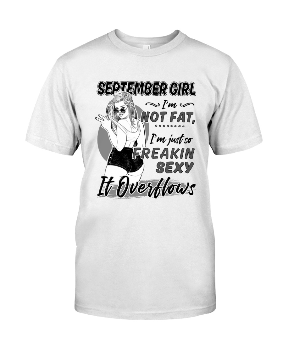 September Girl - Special Edition Classic T-Shirt
