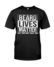 Beard Lives Matter - Special Edition Classic T-Shirt front