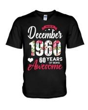 December Girl - Special Edition V-Neck T-Shirt thumbnail