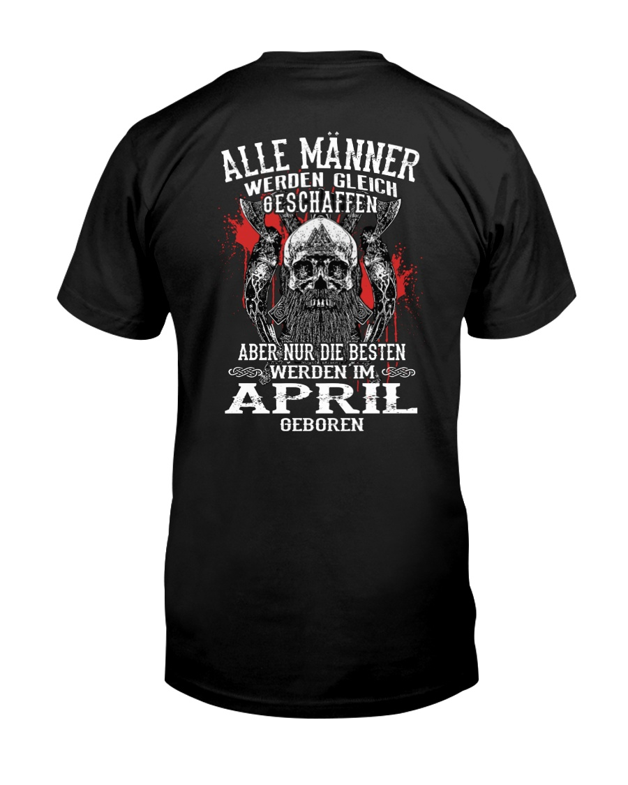 April Classic T-Shirt