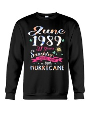 June 1989 - Special Edition Crewneck Sweatshirt thumbnail