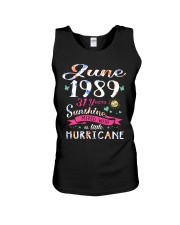 June 1989 - Special Edition Unisex Tank thumbnail