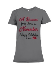 November Girl - Special Edition Premium Fit Ladies Tee thumbnail