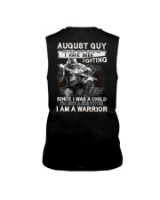 August Guy - Special Edition Sleeveless Tee thumbnail